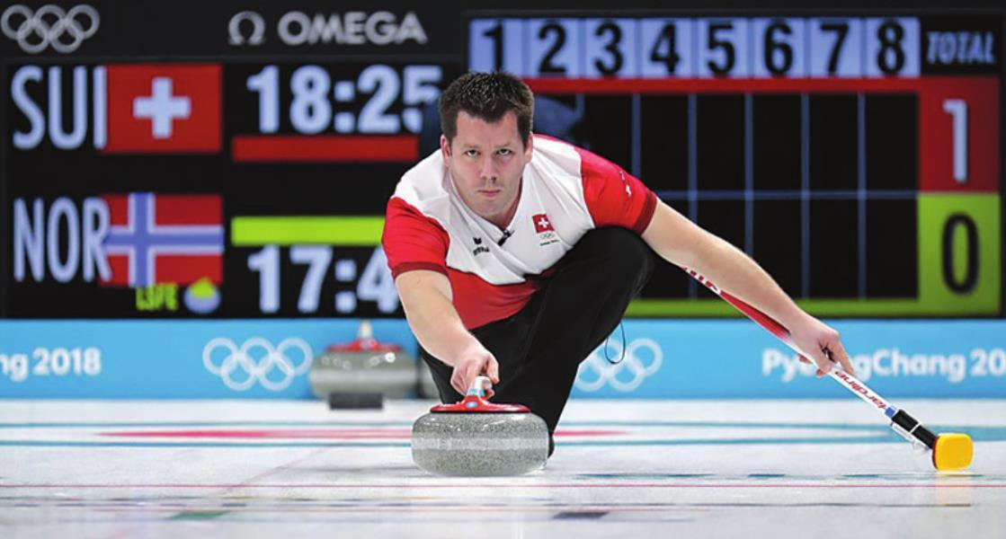 Curling voted 4th most boring sport to watch. Yawn.