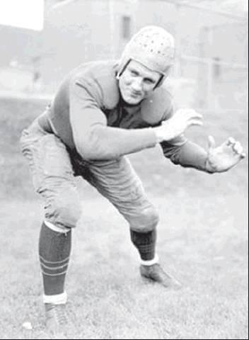 Bronko Nagurski. Graphic Source: Wikipedia.com
