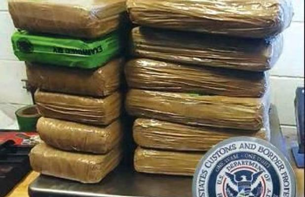 CBP Field Operations seizes over $800K in narcotics at Two Valley International Bridges