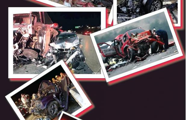 Thanksgiving is one of the deadliest periods for drunk-driving fatalities
