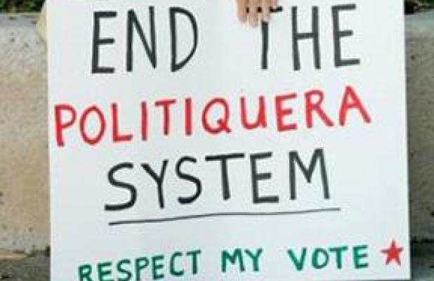 Politiqueras, start your engines