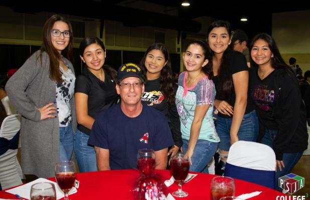 PSJA ISD students learn from Veterans at Vessel Project