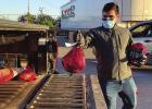 Food Bank RGV thanks Reliant Energy for sponsorship of drive-thru pantry