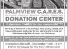 City of Palmview Launches Palmview C.A.R.E.S. Donation Center