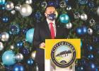 City of Pharr Lights Christmas Tree Virtually