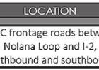 Lane Closure: I-2/I-69C Interchange Project