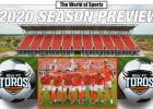 RGV Toros kick off the new season