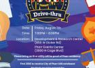Featured Event: Pharr First Responders Festival Friday, August 7, 2020, from 7 pm to 8 pm
