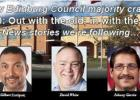 New Edinburg Council majority cracks 2020: Out with the old; in with the new News stories we're following…